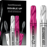 bareMinerals Double Up Lash Domination Volumizing Mascara Duo