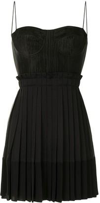 Alexis Jasmine corset dress