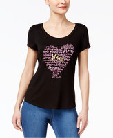 Thalia Sodi Mother's Day Graphic T-Shirt, Only at Macy's