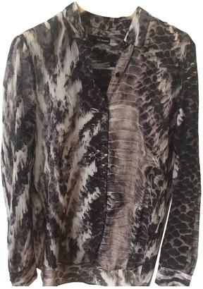 The Kooples Black Cotton Top for Women