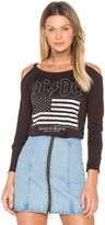 Chaser ACDC Flag Tee