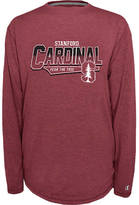 Finish Line Men's Stanford Cardinals College Earn It Long-Sleeve Shirt