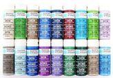 Martha Stewart Promo767d Acrylic Paint 2-ounce Best Selling Colors Ii