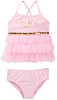 Juicy Couture Mesh Tankini (Baby Girls 12-24M)