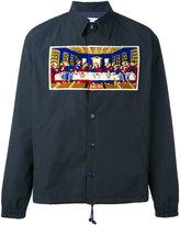 Facetasm The Last Supper shirt jacket - men - Cotton/Polyester - 4