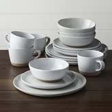 Crate & Barrel Welcome 16-Piece Dinnerware Set
