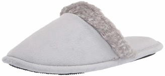 Isotoner Women's Microterry Spa Clog Slipper