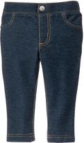 Gymboree Denim Light Knit Pants - Infant