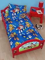 Paw Patrol Rescue' Junior Bed Bundle Set, 4 in 1