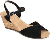Aerosoles Cupcake Wedge Sandals Women's Shoes