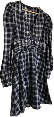 Walter Baker Blue Cotton - elasthane Dress for Women