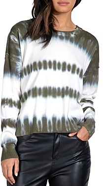 Sanctuary Sunsetter Cotton Tie Dyed Sweater