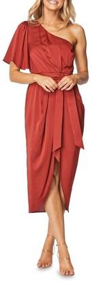 Pilgrim Cam Midi Dress