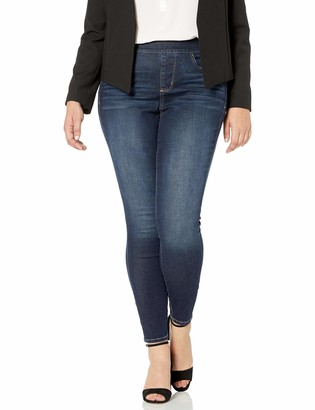 Jag Jeans Women's Plus Size Maya Skinny Pull on Jean
