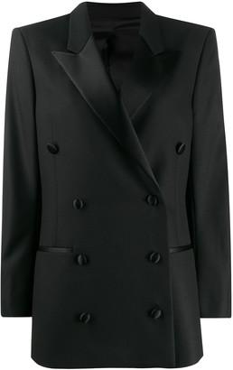 Totême oversized double-breasted blazer