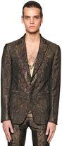 Etro Paisley Viscose & Silk Jacquard Jacket