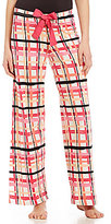 Hue HUEtopia Angel Plaid Sleep Pants