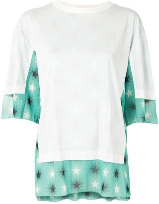 Undercover star print T-shirt