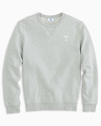 Southern Tide Tennessee Vols Upper Deck Pullover Sweater