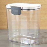 Crate & Barrel Progressive ® ProKeeper 4-Qt. Flour Storage Container