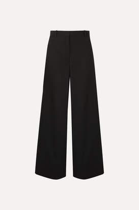 The Row Nick Wool Pants - Black