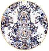 Roberto Cavalli Azulejos Set Of 6 Dessert Plates