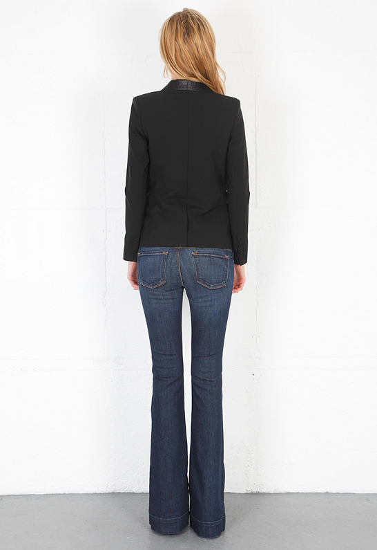 IRO Rania Blazer in Black