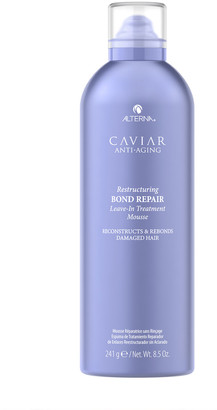 Alterna Caviar Restructuring Bond Repair Leave-In Treatment Mousse 241G