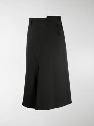 MM6 MAISON MARGIELA Asymmetric Tailored Skirt