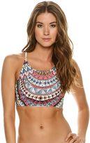 Billabong Dreamer Reversible High Neck Bikini Top