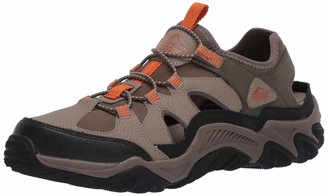 Skechers Men's Outline-Trago Outdoor Sandal Fisherman