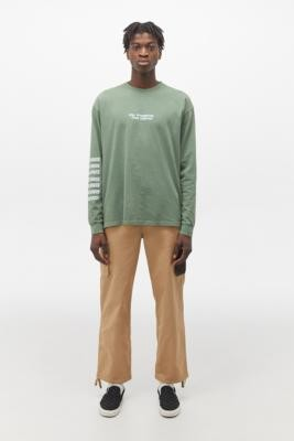 Hi-Tec UO Exclusive Damsen Sand Cargo Trousers - Beige S at Urban Outfitters