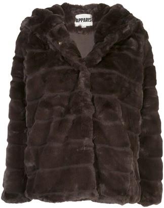 Apparis Goldie faux-fur coat