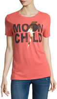Arizona Moon Child Graphic T-Shirt- Juniors