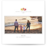 Minted Foliage Thanksgiving Cards