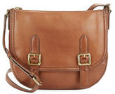 Frye Claude Leather Crossbody Bag