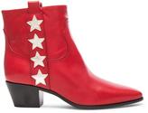 Saint Laurent Rock Leather Boots