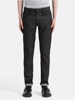 Calvin Klein Skinny Black Selvedge Jeans