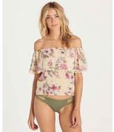 Billabong Spring Fling Print Shirt