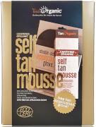 TanOrganic Self Tan Mousse + Free Glove