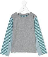 No Added Sugar shirt sleeves sweatshirt