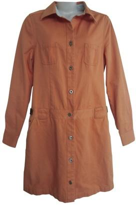 Tommy Hilfiger Orange Cotton Jacket for Women
