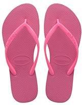 Havaianas Slim, Girl's Flip Flops,13 Child UK (31/32 Brazilian) (33/34 EU)