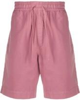 YMC Jay straight-leg bermuda shorts