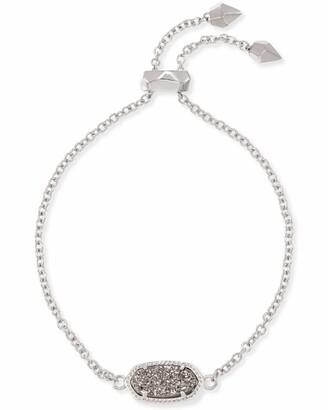 Kendra Scott Elaina Silver Chain Bracelet