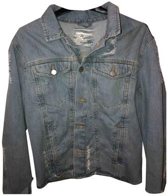 Misbhv Blue Denim - Jeans Jackets