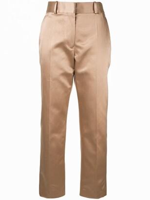 Haider Ackermann Classic Satin Trousers