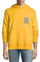 Ovadia & Sons Travis French Terry Hoodie, Mustard