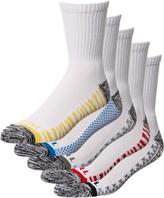 Rip Curl Pop Crew Sock 5 Pack White