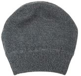 Dolce & Gabbana Knitted Marl Wool Hat